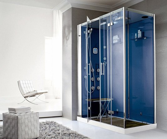 Shower cubicle - HAFRO
